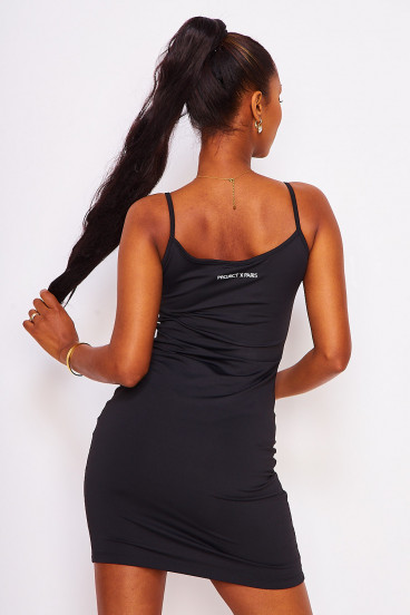 Robe noire unie / Project X - F217054
