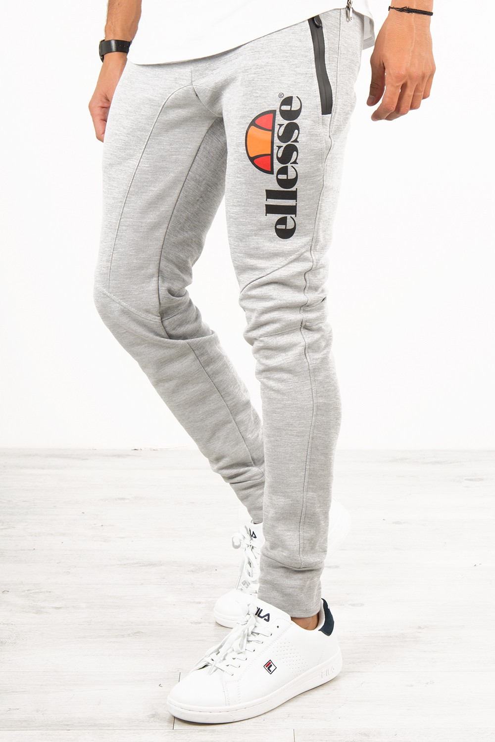 Gris Ellesse Tech Jogging Fleece Tech Ellesse Gris Jogging Jogging Tech Fleece Ivby6gm7Yf