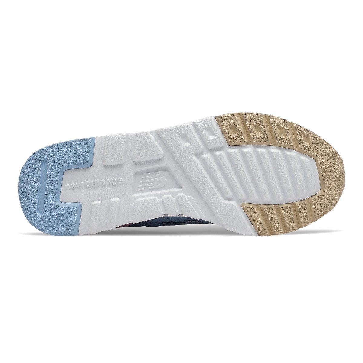 grand choix de 3917e 94ead Baskets New Balance 997 bleu - Brentiny Paris