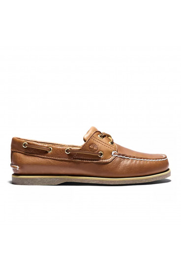 Chaussures Classic boat beige foncé / Timberland